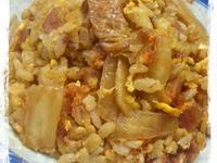 泡菜香腸蛋炒飯