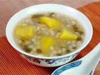 地瓜薏仁粥《日正健康廚房》