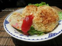 蟹肉玉米可樂餅(免油炸)