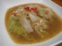 【粉豬兒】沙茶白菜滷