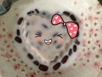 紅芋鮮奶凍
