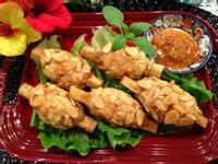 越式杏仁片䉀蝦