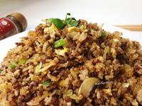 唐辛子蘑菇牛肉炒飯