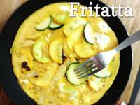 辣味櫛瓜烘蛋 Spicy Zucchini Frittata