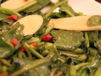 麻油枸杞皇宮菜【食在養生】
