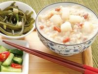 健康養生燕麥鹹粥《日正健康廚房》