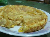 M牌薯條大變身-馬鈴薯條蛋餅