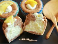 北海道戚風*巧克力*杯子蛋糕