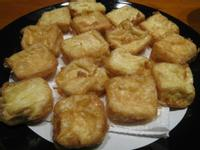 【粉豬兒】香炸雞蛋豆腐