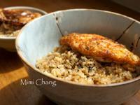 Mimi♥醬油蛋拌飯