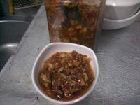 自製蒜蓉辣椒醬