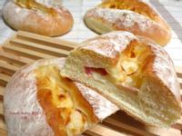 起司洋蔥培根麵包