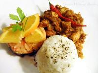 紅椒泰式咖哩雞