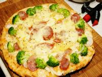 不用烤箱的 PIZZA