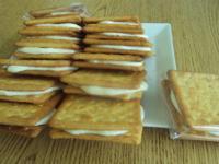 牛軋糖餅乾