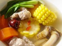 【厚生廚房】生當歸排骨鮮蔬湯