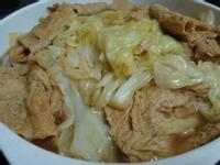 時間淬釀的甘露之味-滷高麗菜(昆布醬油)