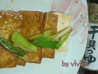 時間淬釀的甘露之味★香煎板豆腐