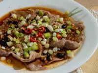 豉汁樸活豬梅花肉片
