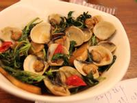 三杯(塔香)蛤蜊【食在養生】