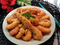 香酥黃金蛋黃蝦