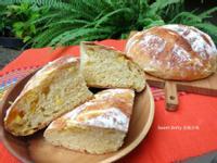 黑糖地瓜麵包