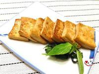 塔香燒豆腐(可素食)