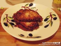家傳台式炸豬排~Deep Fried Pork Chops!