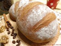 咖啡核桃麵包