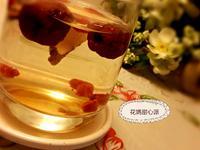 黃耆紅棗枸杞茶