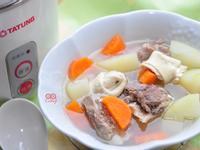 【我與大同美味燉湯】木瓜清燉排骨