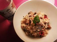 金門高粱飄香料理-客家鹹豬肉煲仔飯