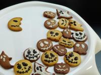 萬聖節造型餅乾~一起Happy Halloween吧!!