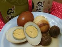 「臺東農產好料理」~有機梅香茶葉蛋