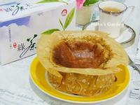 半熟抹茶凹蛋糕「臺東農產好料理」