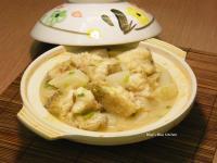 砂鍋味增魚湯