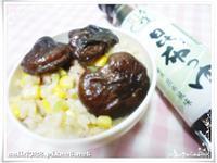 香菇玉米肉片粥 ♪ 時間淬釀的甘露之味