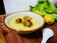 肉丸佐椰漿黃咖哩