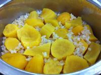艾瑪烹廚房~養生法寶--地瓜糙米飯