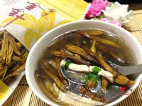 【臺東農產好料理]金針髮菜素羹湯