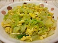 蛋炒高麗菜