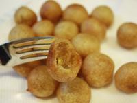台灣小吃--地瓜球(QQ蛋)