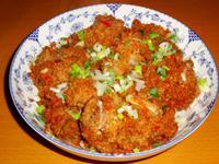 <川菜>粉蒸排骨