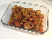 韓式馬鈴薯小菜