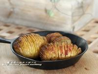 來自瑞典的~烤手風琴馬鈴薯