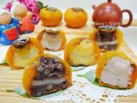 麻糬柿果燒-FoodSaver食物真空機