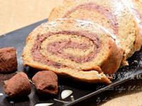 咖啡巧克力蛋糕捲(Chocolate Coffee Roll Cake)