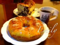 紅豆雙重奏~紅豆皇冠麵包及紅豆吐司麵包