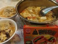 【牛頭牌咖哩塊】泰式酸辣湯餃