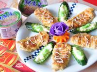 【愛之味】杏鮑菇焗烤明太子鮪魚